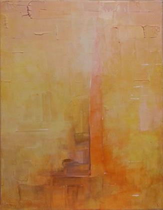 """18""""x14"""", acrylic on canvas"""